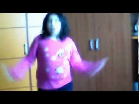 Canzone di Violetta 'Nel mio mondo' cantata da me