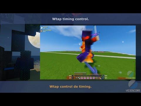 Minecraft PvP Series | Circle Strafe Counter KB | TUTORIAL | 4K 60fps