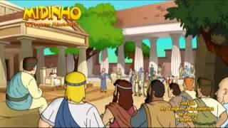 Midinho, o Pequeno Missionário - As Viagens Missionárias de Paulo (vol. 5)