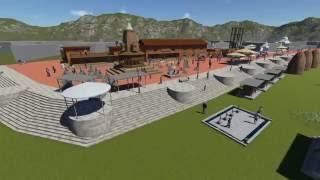 Bagmati Heritage Walkway  A Futuristic View