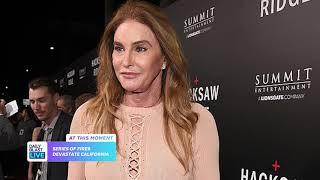 CALIFORNIA WILDFIRES THREATENS 'BACHELOR' MANSION, CAITLYN JENNER LOSES HOME