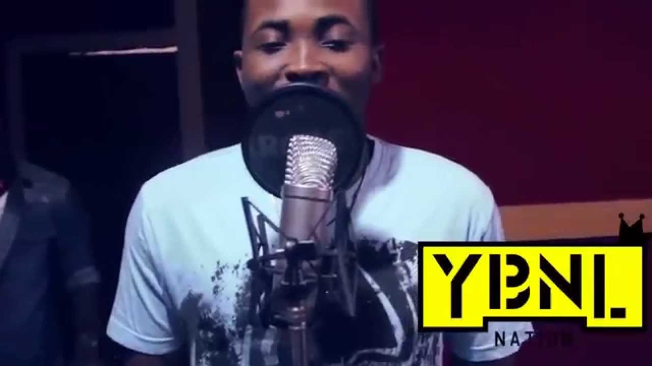 Download Day in the Studio with Chinko Ekun Pt1