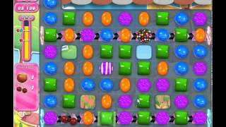 Candy Crush Saga level 593 (3 star, No boosters)