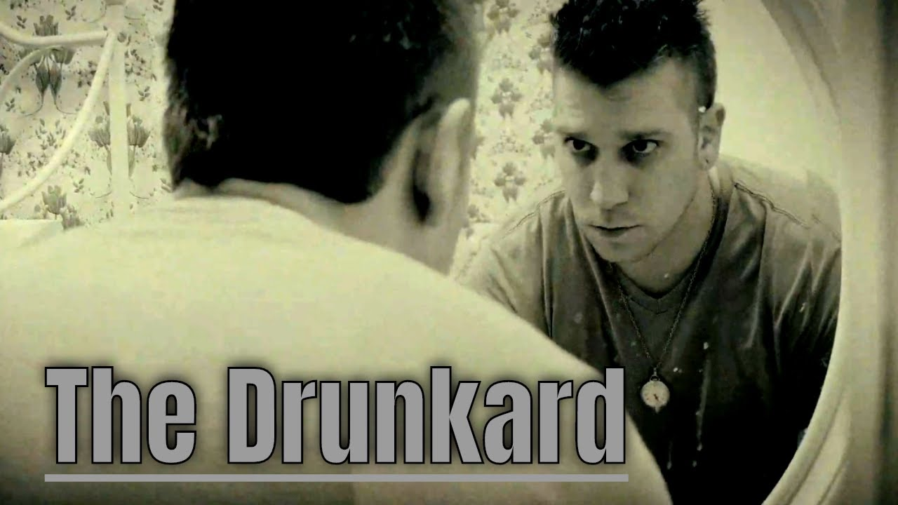 """THE DRUNKARD"" - Experimental Film by Mykee Morettini & Michael Mendez | #bmpcc #blackmagic #drama"