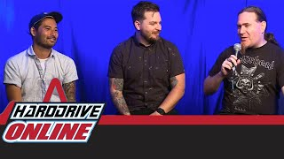 DUSTIN & TEPPEI of THRICE talk about their new album PALMS, touring and more!