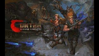 Контра жесткий корпус |  Contra  hard corps игра для приставки Сега онлайн или скачать