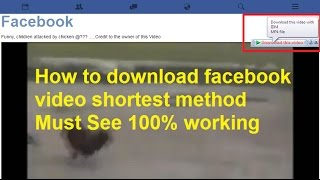 Video how to download facebook videos in any browser (url replacing) tricktelltech download MP3, 3GP, MP4, WEBM, AVI, FLV November 2018
