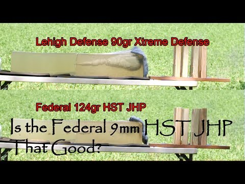 9mm Luger+P 90gr Xtreme Defense® Ammunition