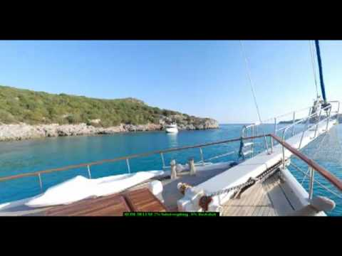 Luxus segelyacht holz  Image Movie Reise Deluxe Luxus Charter Motor Yacht Segel Yacht ...