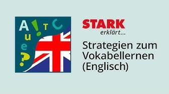 Strategien zum Vokabellernen – Englisch | STARK erklärt