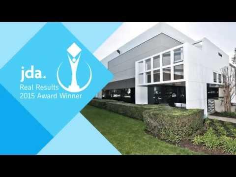 JDA Software Real Results 2015 Winner   KENCO