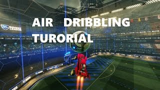 Air Dribbling Tutorial - Easy way with keyboard and mouse | Rocket League
