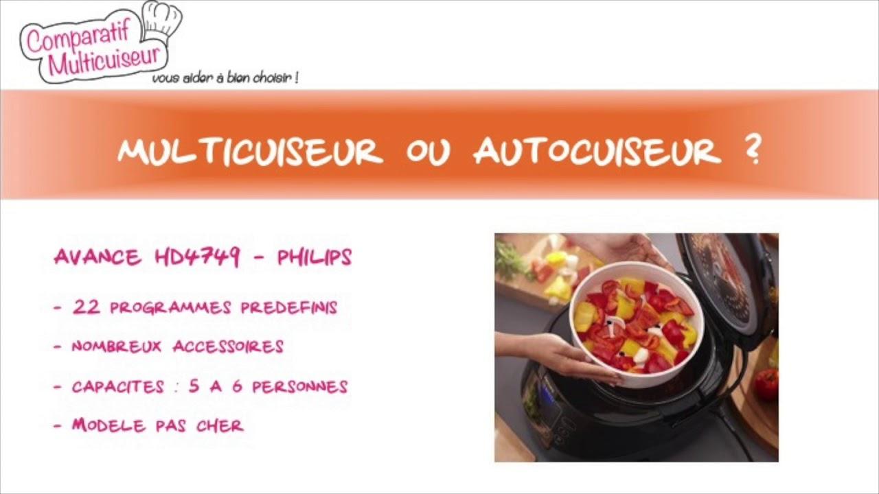 Difference Entre Cookeo Et Autocuiseur multicuiseur ou autocuiseur, que choisir ? comparatif-multicuiseur