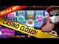 HUGE BONUS !!! HOT PINK 7s IGT Slots - CASINO SHUT DOWN ...
