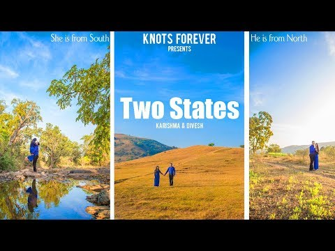 Wedding Film - Knots Forever - 2 States - Trailer - Karishma & Divesh