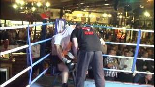 Stan Wood V Wes Smith EBF Title Fight 07 Part 1