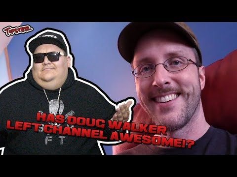 DID DOUG WALKER LEAVE CHANNEL AWESOME!?