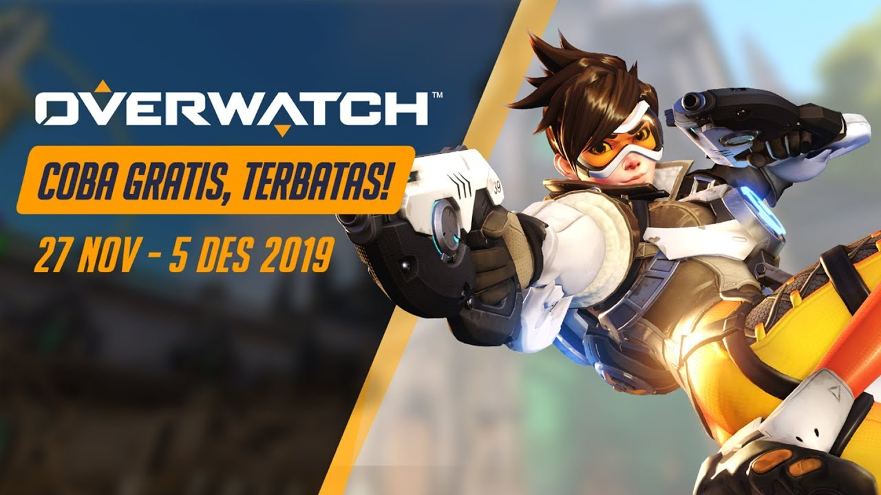 Overwatch Trial