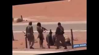 عملية ثأر القائد محمد قتل الارهابي شاكر وهيب في صحراء الانبار
