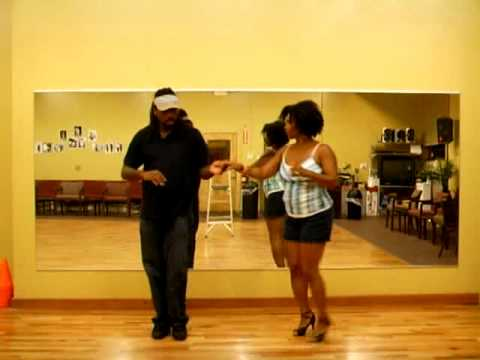 Chicago Style Steppin Tara Mistalocks Youtube
