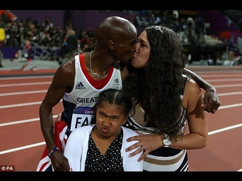 Rio Olympics 2016: Mo Farah makes history by winning 10,000m gold