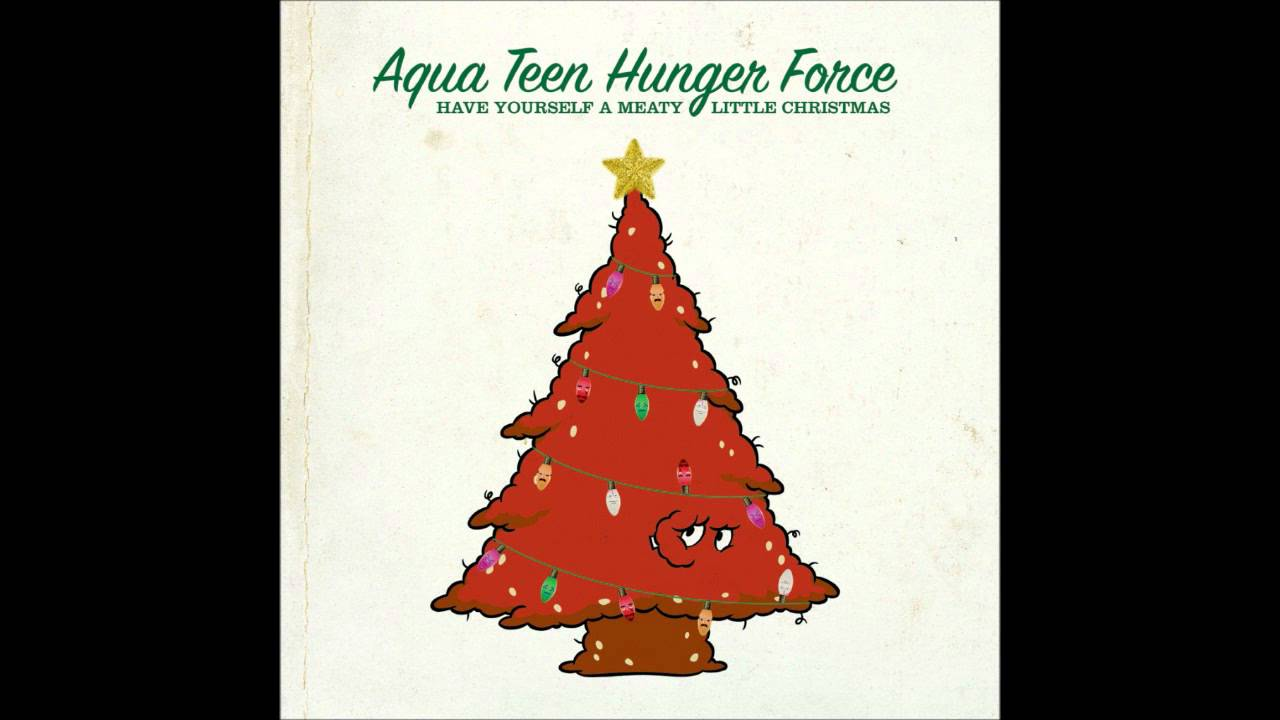 Aqua teen hunger force have yourself a meaty little christmas 02 aqua teen hunger force have yourself a meaty little christmas 02 hark the herald angels rap solutioingenieria Choice Image