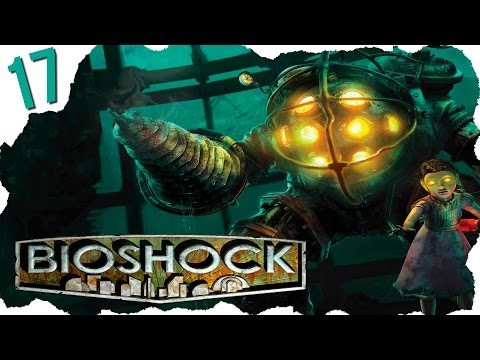 Let's Play: Bioshock [Hard] Episode 17 - SLUM BUM JOE!