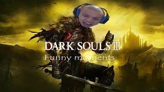 Tyler1 Fun and Rage in Dark Souls III l Best Moments