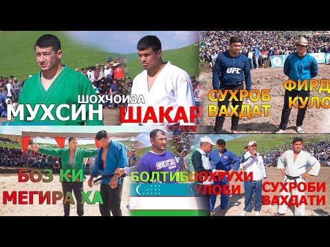 Qismi 2 н.ТЕМУРМАЛИК ш.Кангурт 2019