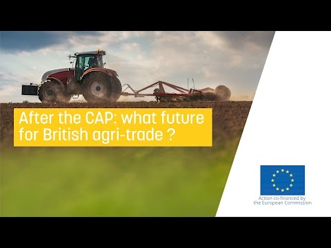 After the CAP: what future for British agri-trade ?