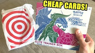 *HOW TO SAVE BIG ON NEW POKEMON CARDS!* Opening All