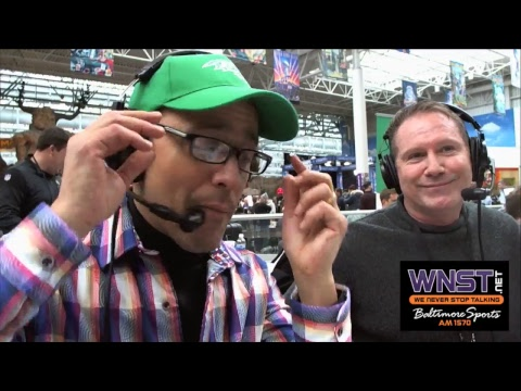 Movie maker Troy Lowman joins Nestor on Radio Row to discuss the new Ray Lewis movie