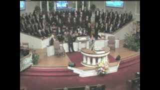 Taranda Greene testimony and singing New Jerusalem with Choir