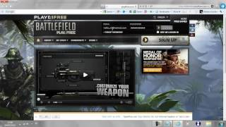 How to download battlefield play4free full verson