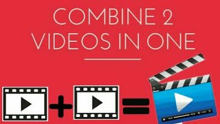 How to merge/combine 2 or more videos!!! android app