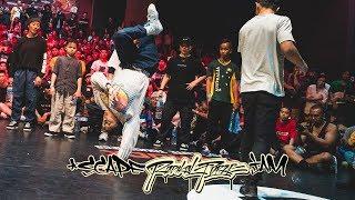Junior Breaking 7ToSmoke | Radikal Forze Jam 2019 | RPProds