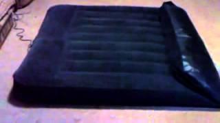 видео надувная кровать купить в москве
