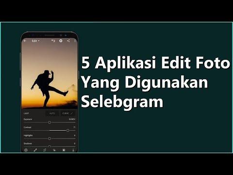 5 Aplikasi Edit Foto Terbaik Di Android Yang Sering Digunakan Selebgram