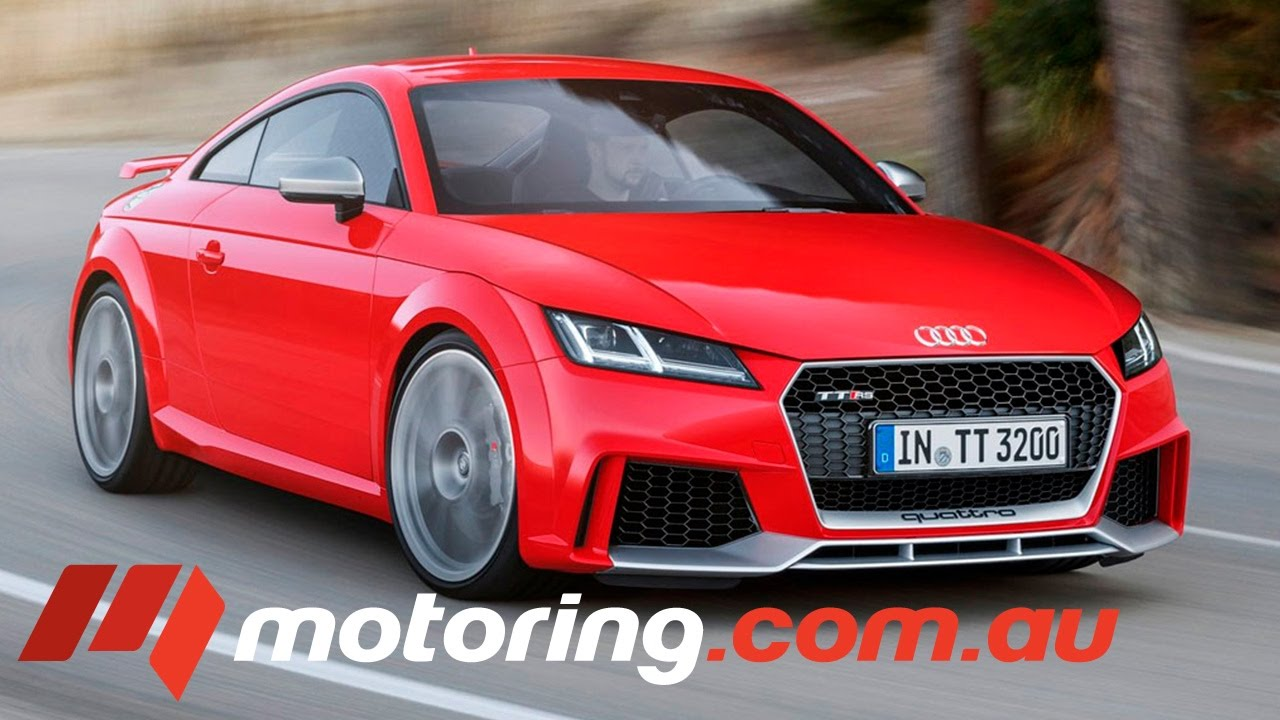2016 Audi Tt Rs Review