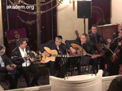 Enrico Macias - Concert exceptionnel, musique judéo-arabe-andalouse