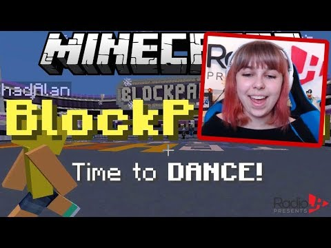 Time To Dance! | Minecraft BlockParty with Gamer Chad!