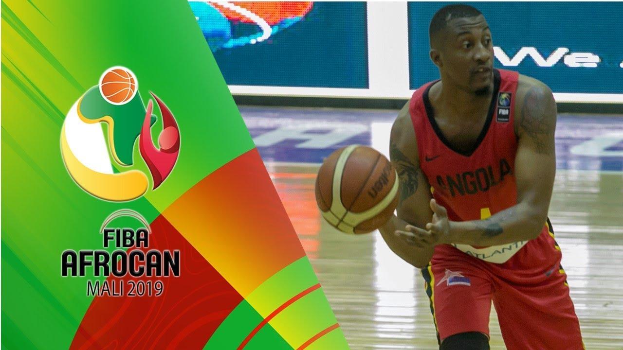 Morocco v Angola - Full Game -  FIBA AfroCan 2019