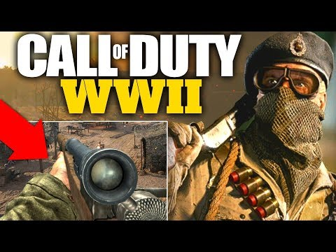 NEW EVENT CONFIRMED! Here's Everything You Need To Know... (COD WWII War Machine Event)