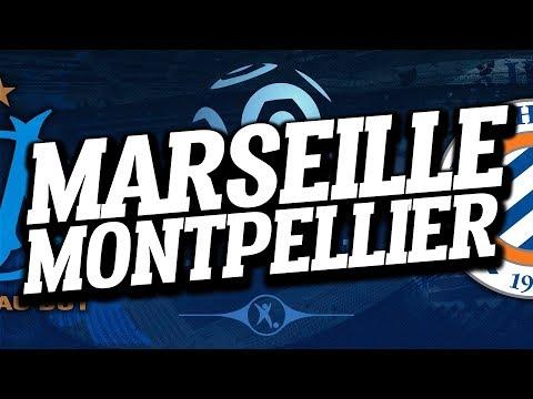 🔴 direct / live : marseille - montpellier // club house ( om - mhsc )