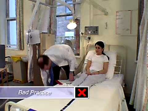 Infection Control in Hospitals and Clinics by BVS Training
