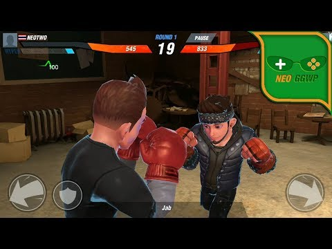 Boxing Star (Android/XAPK) - Sports Boxing Gameplay First Start