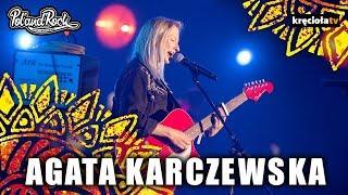 Agata Karczewska - zobacz fragment koncertu #polandrock2018