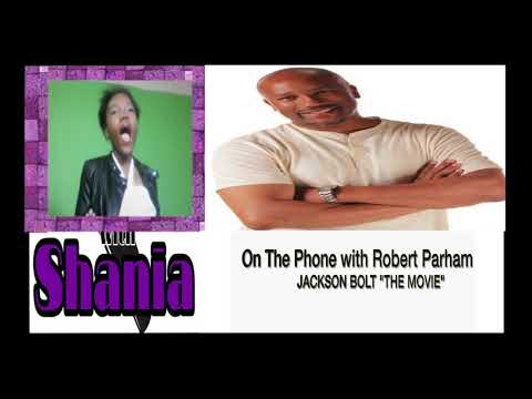 Shania interviewed 5 time gold medal kickboxing champion Robert Parham.