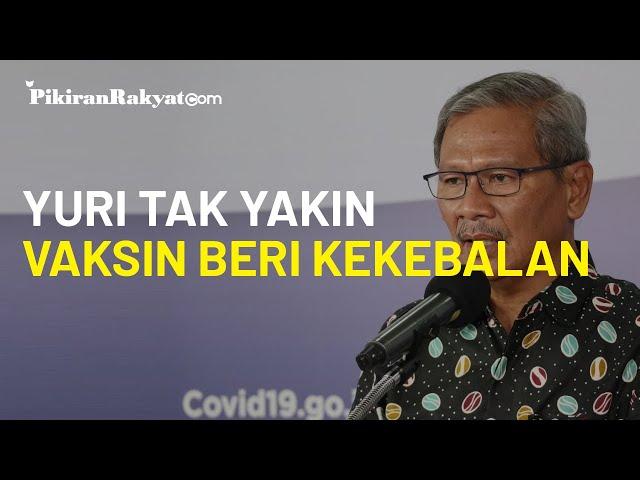 Bicara Soal Covid-19, Achmad Yurianto Tak Yakin Vaksin akan Berikan Kekebalan Tubuh Terhadap Virus