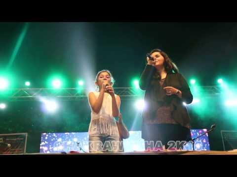 laadki - Sachin & Jigar,  Kes Shroff College - chakrawyuha -Live in concert